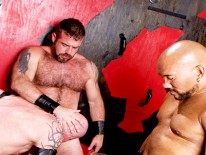 Danny Erik Ken And Nick from Fetish Force