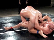 Patrick Rouge Vs Tyler S from Naked Kombat