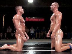 Patrick Rouge Vs Tyler S from Naked Kombat