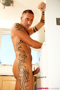 Romeo Courtois Kitchen from Uk Naked Men