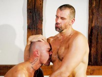 Jack Saxon And Jake D from Hard Brit Lads