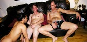 New Cocksucker Tryout from New York Straight Men