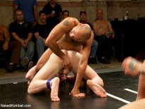 Intense Tag Team Match from Naked Kombat