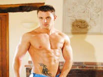 Dylan Sage from Hard Brit Lads