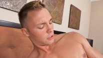 Grayson Calvin Bareback from Sean Cody