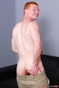 Spencer Todd Dildo from Broke Straight Boys
