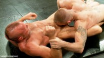 Tober Brandt Vs Chad Broc from Naked Kombat