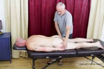 Dirk Willis Massaged from Jake Cruise