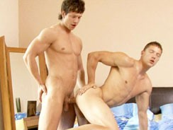 Gay Porn - Benjamin Bloom And Sascha from Bel Ami Online