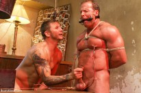 Derek Pain And Brenn W from Bound Gods