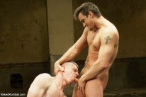 Phenix Saint Vs Blake D from Naked Kombat