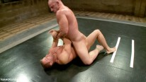 Tyler Saint Vs Samuel Col from Naked Kombat