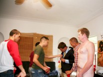Men Worship Cock Part 1 from Haze Him