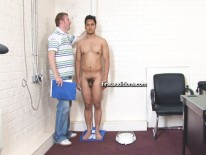 Tahir Physical Exam from First Auditions