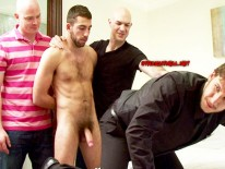 Lukas Trained To Suck Cock 2 from Straight Hell
