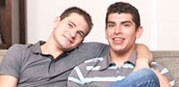 Jessie And Liev Bareback from Sean Cody