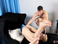 Gabriel Clark Fucks Leo Part2 from Cocky Boys