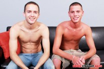 Brandon Hart And Carter Blane from Broke Straight Boys