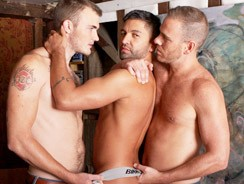 Gay Porn - Private Party Make Mine A Do from Naked Sword