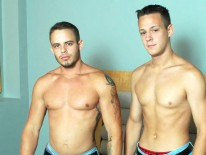 Denver Grand And Jason from Broke Straight Boys