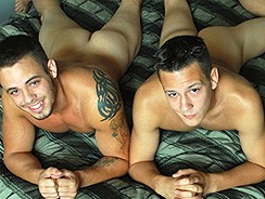 Gay Porn - Denver Grand And Jason from Broke Straight Boys