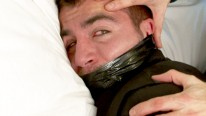 Lukas Bound And Gagged Part 1 from Straight Hell