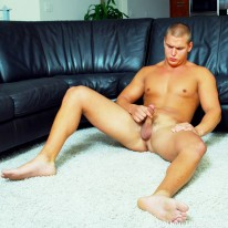 Mike Young Busts A Nut Part 2 from College Dudes