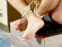Lukas Tied And Ballgagged 1 from Straight Hell