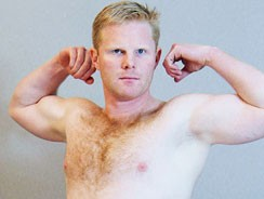 Gay Porn - Ginger Fur from The Guy Site