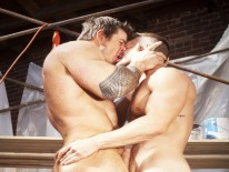 Zeb Atlas And Landon Conrad from Hairy Boyz