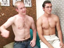 Three Way Pile Up from Straight Boys Fucking