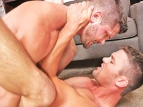Dane And Pierce Bareback from Sean Cody