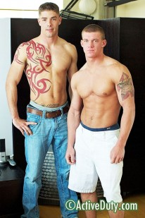 Jake And Tanner from Active Duty
