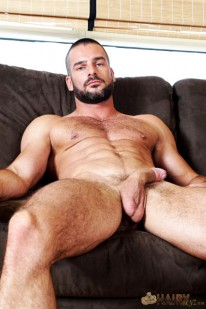 Dirk Jager from Hairy Boyz