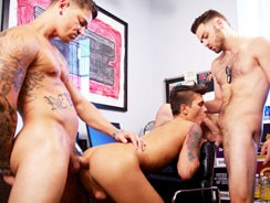 Gay Porn - Project Gogo Boy Episode 2 from Cocky Boys