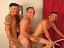 Taz And Tinman And Angel from Circle Jerk Boys