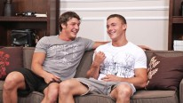 Joshua And Brandon Bareback from Sean Cody