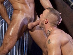 Jessie Colter And Alexander G from Raging Stallion
