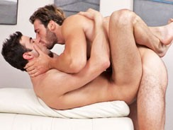 Troy And Jarek Bareback 2 from Sean Cody