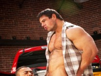 Zeb Atlas And Micah Brandt from Hairy Boyz