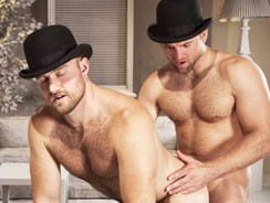 Tom Wolfe And Heath Jordan from Raging Stallion