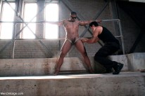 Robert Axel Straight Muscle 2 from Bound Gods