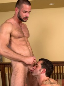 Dirk And Anthony from Hairy Boyz