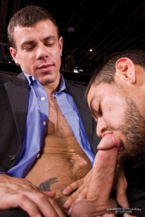 Jesse Santana And Dominic Sol from Raging Stallion