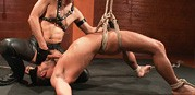 Dominic Pacifico Bondage Hell from Bound Gods