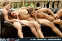 Mick Lovell Kris Evans And Co from Bel Ami Online