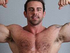 Gay Porn - The Muscle Bear from The Guy Site