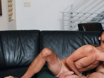 Darius Suave Fucks Calvin Gra from College Dudes
