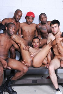 Intrigue Marquez Blaze Bro from Thug Orgy