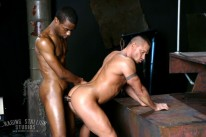 Keanu Koxx And Matt Colmar from Raging Stallion